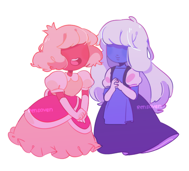 Sapphires by Rensaven