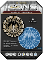 BSG Patches Icons 512 - OS X by BSG75