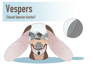 [CLOSED] Vesper Closed Species Gacha! by PaisleyPerson
