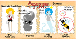 ADVENTURE TIME! by Thea0605