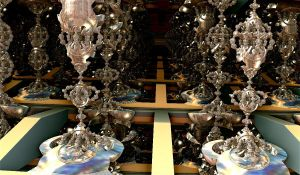 reflective bulb columns by Andrea1981G