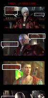 Dante ... in your game ... by Tiffli