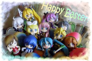 Happy Easter 2010 by Mako-chan89