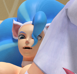Felicia NSFW [Blender] by AWESOMEKILLING