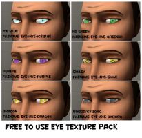 Eye reskins pack 2 [DL] by Nikolad92