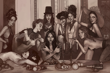 The Last Supper by svyre