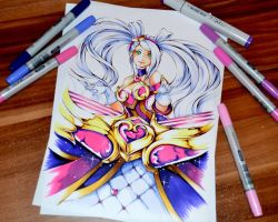 Sweetheart Sona by Lighane