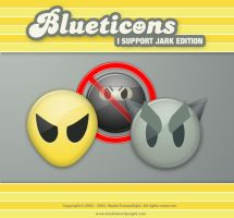 Blueticons - jark edition by javierocasio