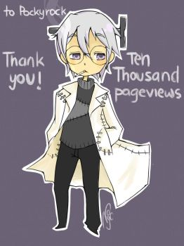 TY for 10000 hits by oborozuki
