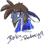 Barkin - Redesign by JB-Pawstep
