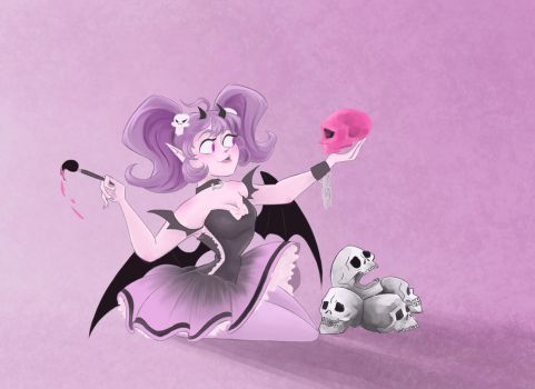 Make it pink by Katherine-Olenic