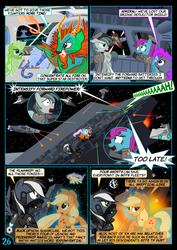 Star Mares 3.4.26: Abandon Ship by ChrisTheS