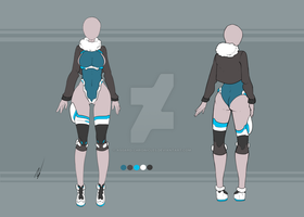Adoptable - Outfit 25 SOLD by Asgard-Chronicles