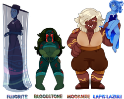 [CLOSED] Gemsona Adopts by AngelDracon