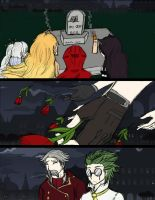 RWBY Beacon Funeral by Xengix008