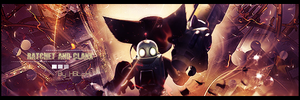 Ratchet and Clank by HBLoK