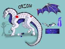 Orion Reference Sheet by CharTonk