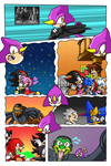Sonic Eggs 3 Pg3 Coloured by Big-Al-Son86