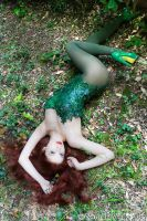 Poison Ivy cosplay 2 by Meryl-sama