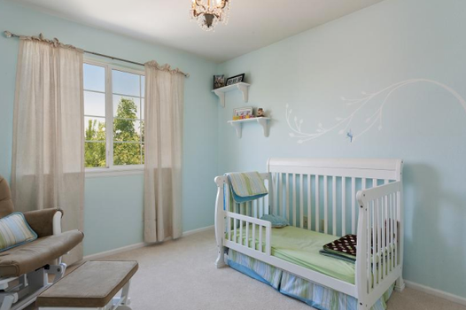 Peter Pan Nursery - Tink Wall by BreakTheDay