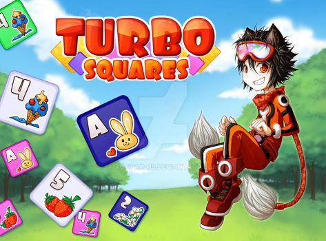 Turbo square banner by AgataKa19