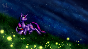 Twilight Stargazer by VeeVeeTheRperNArtist