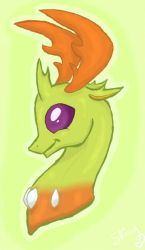 Thorax Our King by MegaDraka