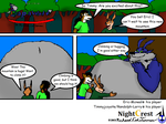 Papawolf comic 61 by NightCrestComics