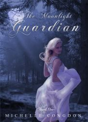 Book cover - The Moonlight Guardian by CathleenTarawhiti