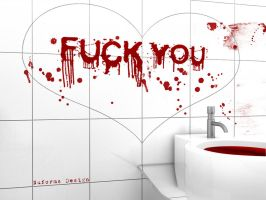 Fuck You by nuforms