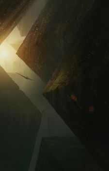 The Maze II - Into the guts by Jessica-Rossier