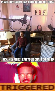 PEWDIEPIE CAN'T DO IT!!!!!!!!!!!!!!!!!!!!!!!!!!!!! by aiko-sweetgirl