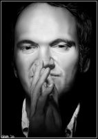 Quentin Tarantino by BikerScout