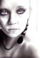 Spectral Eyes by Syntheta-NZ
