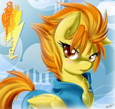 Spitfire by KnifeH