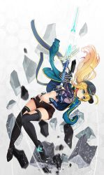 Fate/Grand Order | Mysterious Heroine X by goomrrat