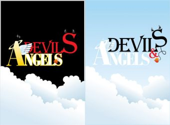 Devils and Angels by asliokay