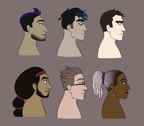 Profile Doods by Anko6