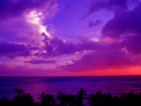 Hawaii Sky by PhoenixLumbre