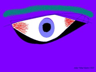 Eye of the Abstract by yelhsa2george