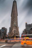 New York, Flatiron by alierturk
