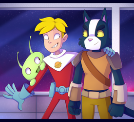 Final space by Re-RD-Re