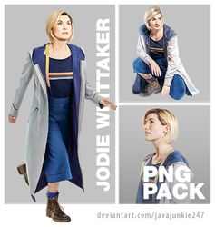 Jodie Whittaker PNG Pack 02 by JJ-247