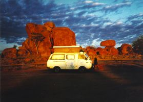 The Devils Marbles by BigA-nt