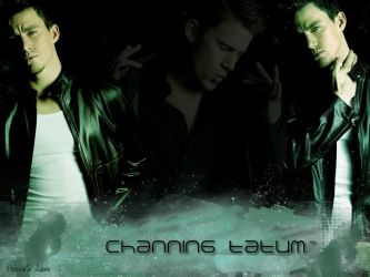 Channing Tatum Blend by PeevsieGraphics