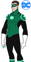 DC - Green Lantern 2015 by HewyToonmore