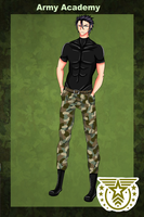 Steve event militaire by Laslina