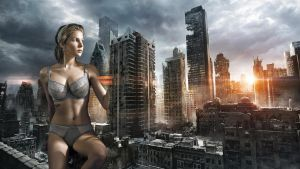 Giantess Marta Wierzbicka by gtsfanpl