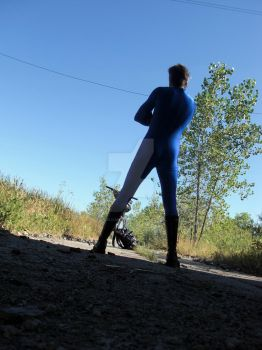 Blue Solitary Set IV Pic 06 by sicklilmonky
