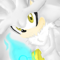 .::SILVER THE HEDGEHOG::. by ST4RLYTE